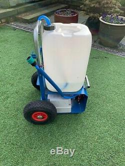Water Genie Trolley Water Fed Pole Cleaning System
