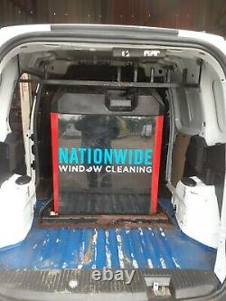 Water fed pole window cleaning system Facelift phenix systems