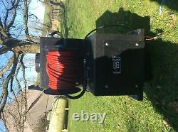 Water tank for window cleaning or soft washing