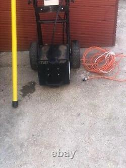 Window Cleaning Streamline STREAMFLO 25Litre Trolley System With Water Fed Poll