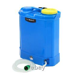 Window Cleaning Water Fed Back Pack System Cleaner Equipment Portable Kit 16L