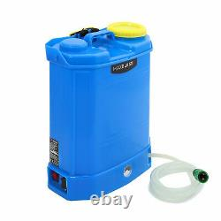 Window Cleaning Water Fed Back Pack System Cleaner Equipment Portable Kit B0877