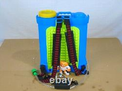 Window Cleaning Water Fed Back Pack System Cleaner Equipment Portable Kit B0977