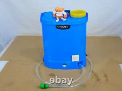 Window Cleaning Water Fed Back Pack System Cleaner Equipment Portable Kit B0980