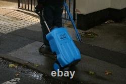 Window Cleaning Water Genie Backpack Trolley System WFP hoselock 12v