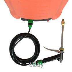 Window & Solar Panel Cleaning System with 30L Water Tank +20FT Cleaning Pole