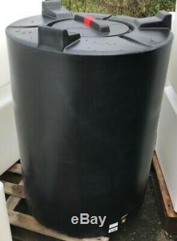 Wydale Round 425 Litre Water Tank Water Storage Butt Rain Harvesting