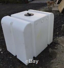 1000 Ltr Baffled Réservoir D'eau Valeting / Pression De Lavage / Nettoyage Fenêtre