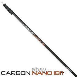 18 Pieds Nano Nano Nano Fed Nettoyage Polonais Super Modulus Modulus Carbon Wfp