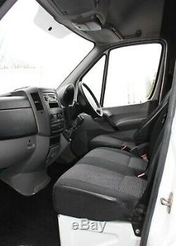 2007 Mercedes Sprinter Mwb Nettoyage Fenêtre Eau Chaude Van 157k No Tva