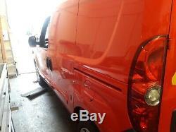 2013 Nettoyage Eau Fed Pole Window Van 90k Miles Mars 2021 Mot