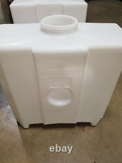 250l Réservoir De Stockage D'eau Plastique Nettoyage De Fenêtre Camping Valeting