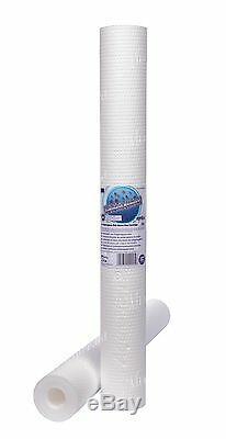 25 X 20 5 Micronpp Eau Des Sédiments Filterroreverse Nettoyage Osmosiswindow
