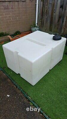 350 Litres Ltr Plat Baffled Car Valeting Window Cleaning Water Tank Wt009a