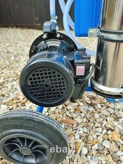 4040 Mobile Ro System Water Fed Pole Fenêtre Chariot De Nettoyage Eau Pure