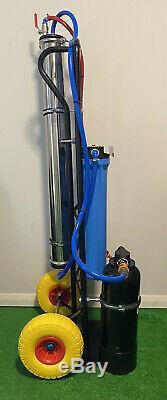 4040 Mobile Ro Système D'eau Fed Pôle Nettoyage De Vitres