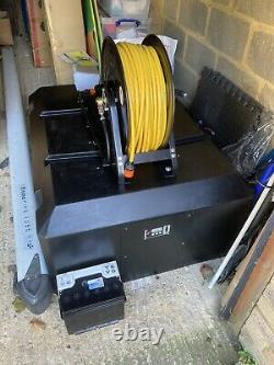 425l DI Water Fed Pole System, Van Mounted Water Fed Pole System, Wfp System