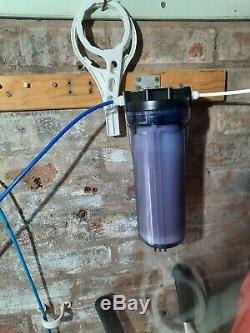 450 Gpd Ro Système, Eau Fed Pole, Nettoyage De Vitres, L'eau Pure