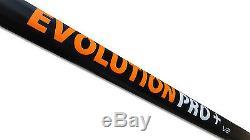 45 Pied Xline High Modulus Fibre De Carbone Eau Fed Pole + Free Evo-lite Wpf Brosse