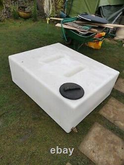 500 Litres Plastique Baffled Lay Flat Réservoir D'eau Boat Van