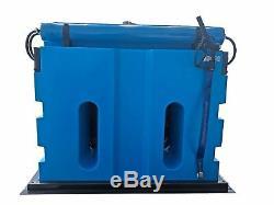 500l Eau Genie Professionnel Platinum Rodi Pole Système De Passage D'eau, Nettoyage Fenêtre