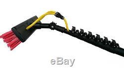55 Ft Nettoyage De Vitres Télescopique Eau Fed Pole Hybrid''impressor Hb '