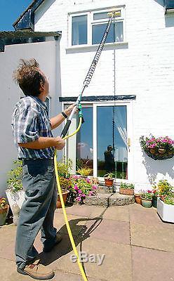5 Mètres Télescopique Une Eau Plus Propre Fenêtre Fed, Glass Cleaner, Diy, Extension Pole