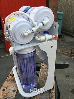 600gpd Système D'osmose Inverse De L'eau DI Intégrale Alimenté Pôle Échange Standard £ 164 Off