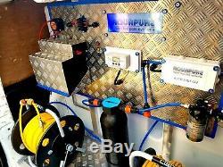 650 Ltr Eau Fed Pole System