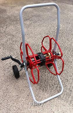 À Son Actif Et Prêt À L'emploi Microbore Minibore Reel Métal Chariot Eau Fed Pôle Pam