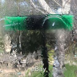 Aquaspray 30ft Télescopique Eau Fed Pole Nettoyage Légère Fenêtre Raclette