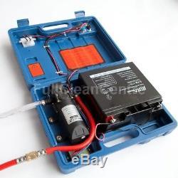 Boîte De Pompage Alimentée En Eau Avec Batterie 12 V Et Pompe 70 Psi Utilisée Comme Pulvérisateur