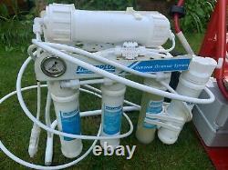 Chariot De Nettoyage De Vitres De Génie De L'eau, Poteau Viper 18ft, Unités D'épuration De L'eau