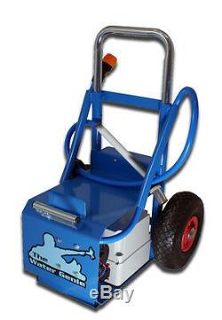 Chariot De Nettoyage De Vitres Pole Waterfed Génie De L'eau Génie Moins Cher Sur Ebay