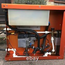 Chauffe-eau Diesel De Nettoyage De Fenêtre