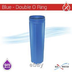 DI Filtre À Eau De Lit Mixte 20 X 4.5 Big Blue Laver La Fenêtre De Nettoyage Aquarium