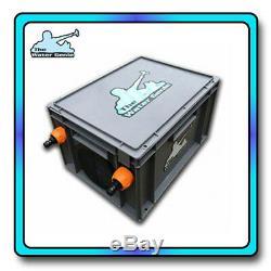 Eau Qsp Genie 4040 Pompe Booster Dans Une Boîte Pam Nettoyage De Fenêtre