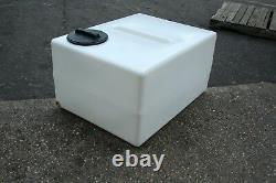 Ecosure 350 Ltr Litres V2 Plat Baffled Voiture Valeting Nettoyage De Vitres Réservoir D'eau
