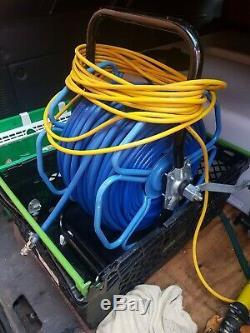 Équipement De Nettoyage De L'eau Fenêtre Fed Pole Réservoir, Polonais, Pompe, Filtres, Contrôle