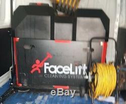 Facelift Pur Système D'eau Fenêtre Équipement De Nettoyage