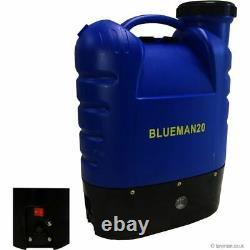 Fenêtre De Nettoyage De L'eau Pole Fed Sac À Dos Blueman 20
