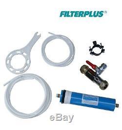 Filterplus 300gpd & 600gpd Eau Par Osmose Inverse Filtre Fenêtre Kits De Nettoyage
