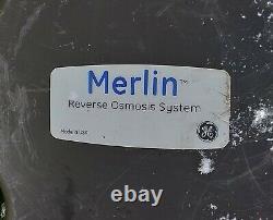 Filtre À Eau Merlin R O. Filtres À Peine Utilisés