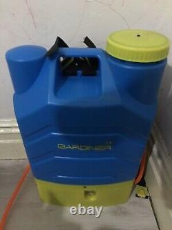 Gardiner Backpack V3 Nettoyage De La Fenêtre Pam Water Fed Pole Bag Pack Pompe Bnib