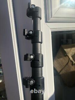 Gardiner Slx39 Poteau De Nettoyage De Fenêtre Alimenté En Fibre De Carbone