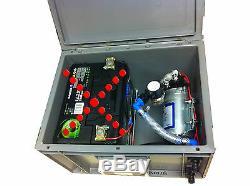 Génie Dans Une Boîte Boîte De Pompe Eau Génie Aucune Offre De Batterie Nettoyage Des Vitres