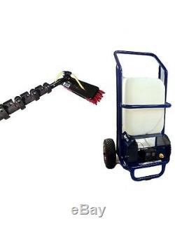 Impressor 25l Wfp Trolley & Système De Nettoyage De Vitres Pour Canalisations Alimentées En Eau