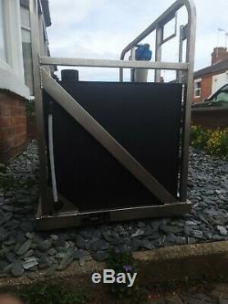 Ionics 350 Litres Réservoir D'eau Pure Avec Des Filtres