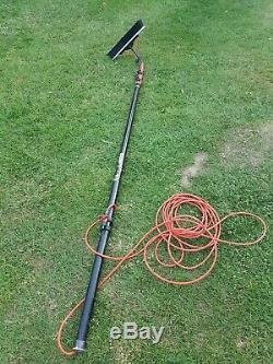 Ionics Swift 45ft Eau Fed Pole Nettoyage Des Vitres Pam