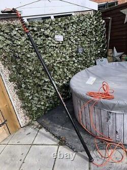 Ionics Swift Plus 45ft Carbon Fibre Water Fed Pole Nettoyage De Fenêtre